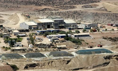 Coquimbo: Hubo deslizamiento de relave minero