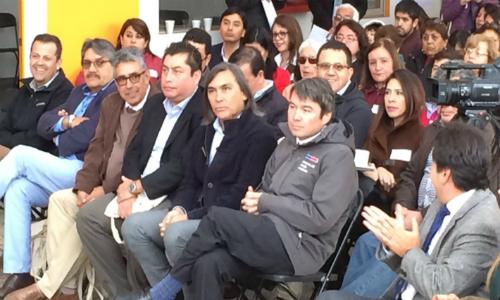 Realizan funa a la cuenta pública del Ministro de Medio Ambiente en Huasco