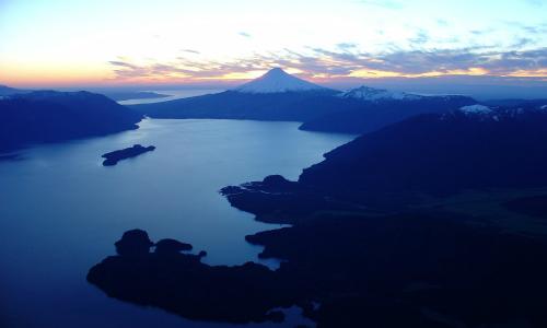 SMA inicia proceso sancionatorio contra parcelación en el Lago Todos los Santos