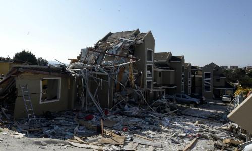 Explosión en Quilpué: sospechas apuntan a alguna falla de la inmobiliaria