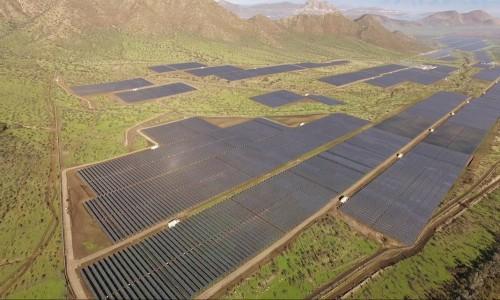 Inauguran mayor parque solar de la Región Metropolitana