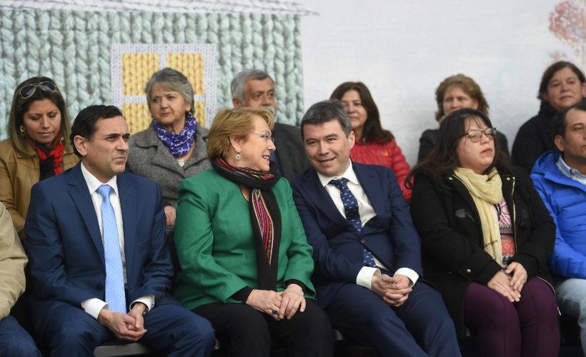 """Bachelet tras rechazo de proyecto Dominga: """"Necesitamos que el crecimiento vaya de la mano con el medioambiente"""""""