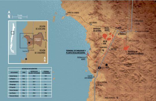 Ordenamiento territorial: el caso de Dominga