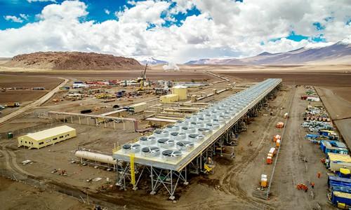Cerro Pabellón: la primera planta geotérmica de Sudamérica