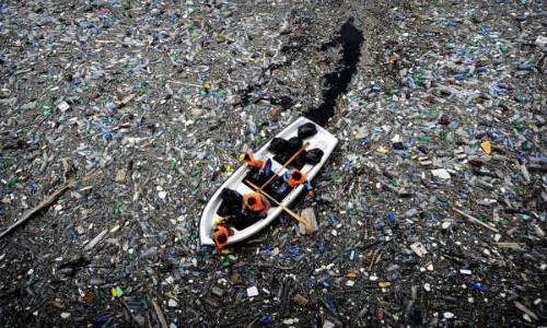 Experto advierte que los efectos de lacontaminaciónpor plástico en el mar