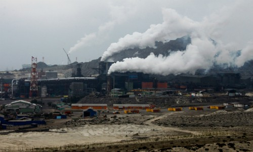 Guacolda pone fin al uso de petcoke en su planta de Huasco
