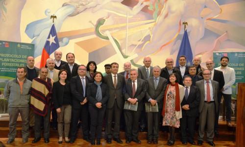 Chile presenta un nuevo modelo forestal basado en la sustentabilidad