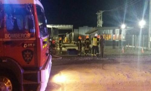 Emergencia química: Decenas de personas intoxicadas tras fuga de amoníaco