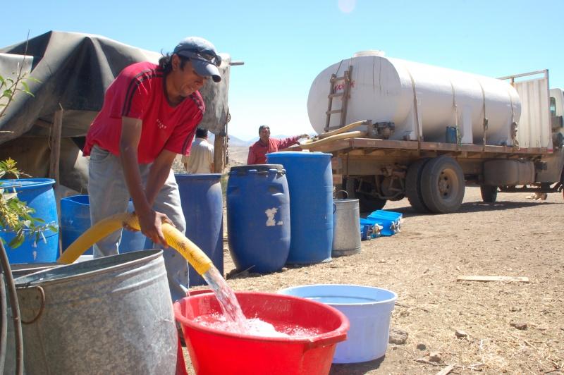 Defensoría Popular presenta recurso de protección por reforma al Código de Aguas