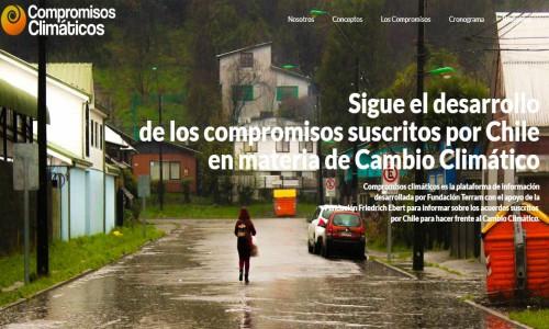 Observatorio de Compromisos Climáticos: una herramienta para hacer seguimiento a los compromisos de Chile
