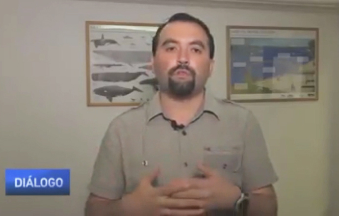 "Gary González - Canal CGTN ""Ley de Impuesto Ambiental"""