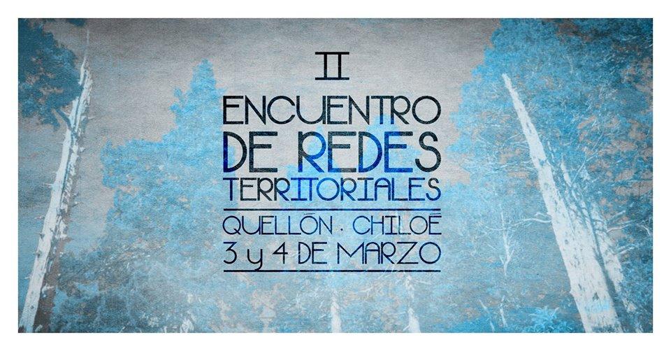 II Encuentro de Redes Territoriales en Chiloé