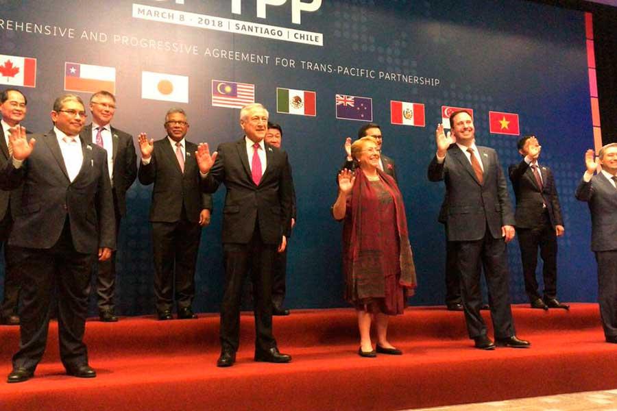 Chile suscribe TPP 11: mayor pacto comercial en 25 años