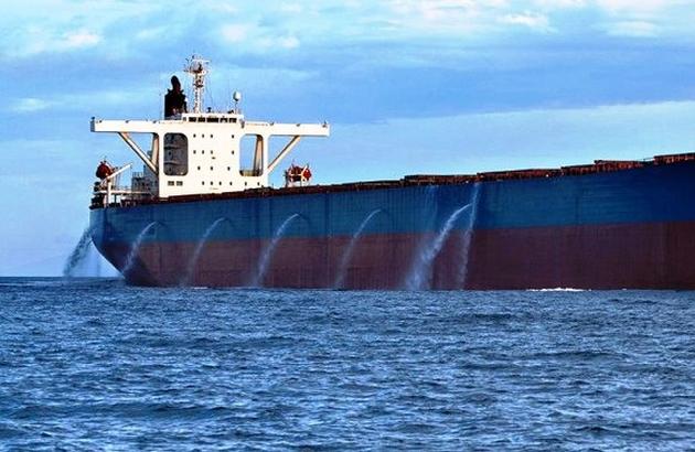Agua de lastre puede propiciar invasiones biológicas en el mar