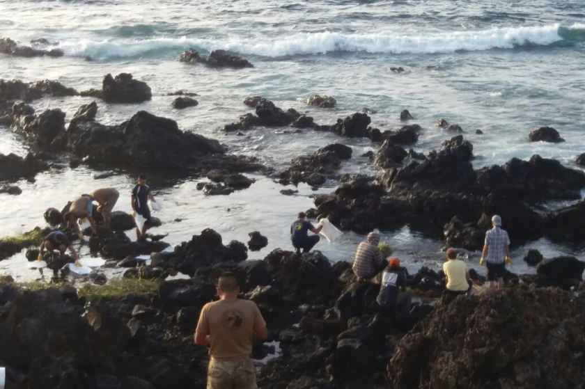 50 litros de combustible fueron derramados en Isla de Pascua