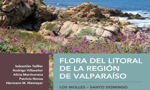 """Lanzamiento del libro """"Flora del Litoral de la Región de Valparaíso"""""""