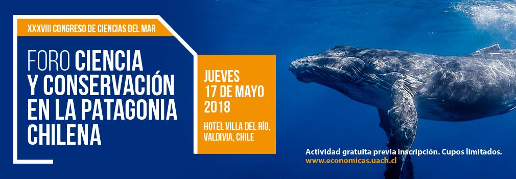 Foro: Ciencia y Conservación en la Patagonia chilena