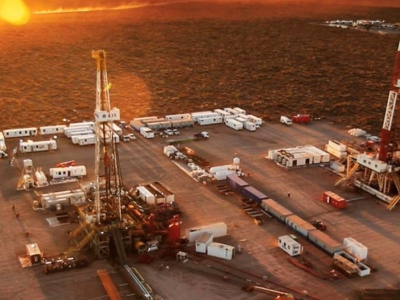 Argentina visa primer envío de gas desde Vaca Muerta a Chile