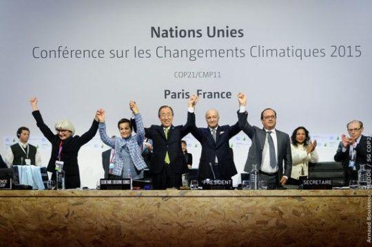 Científicos recomiendan aumentar el objetivo de Acuerdo de París
