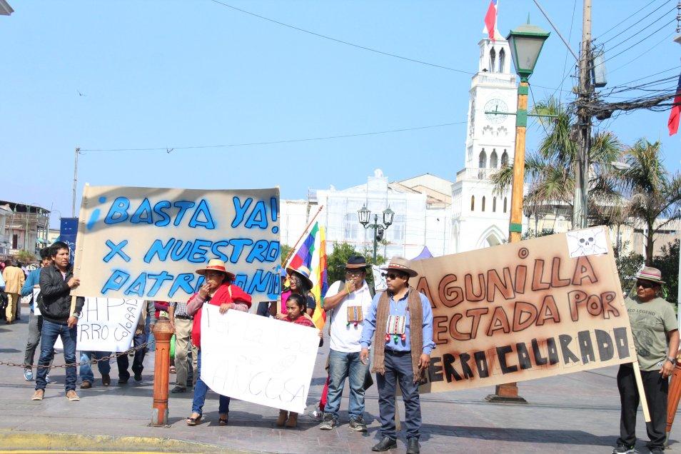 Tarapacá: Comunidad Aymara presentó denuncias en contra de minera Cerro Colorado