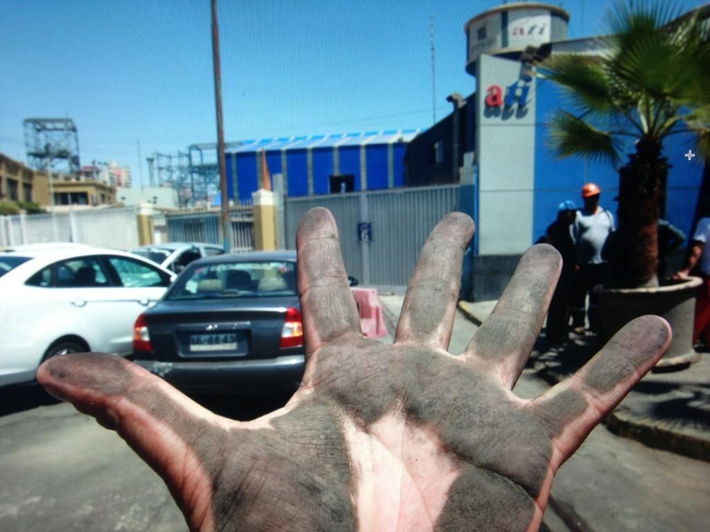 Solicitan apoyo del Consejo Regional para estudiar la contaminación con metales pesados en Antofagasta