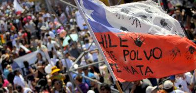 Antofagasta: toman muestras de sangre para detectar polimetales