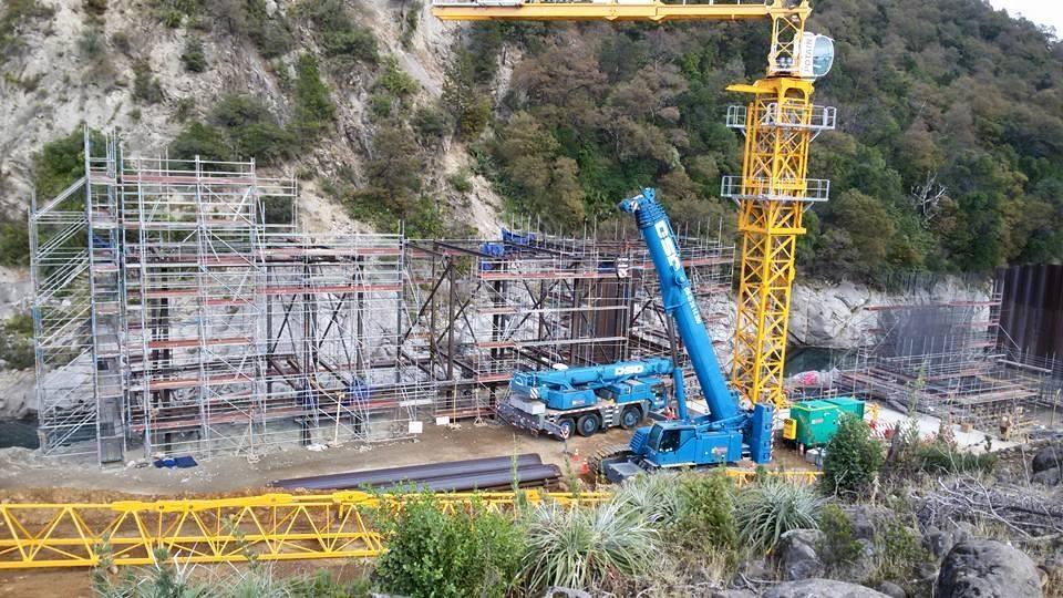 Hidroñuble anunció suspensión temporal de las obras de central de Pasada en San Fabián