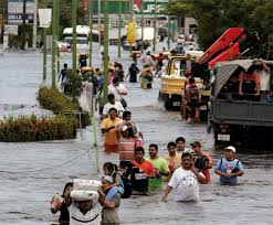 Migrantes por el cambio climático