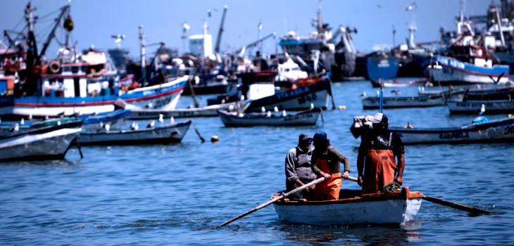 Pescadores artesanales debaten sobre Ley de Pesca