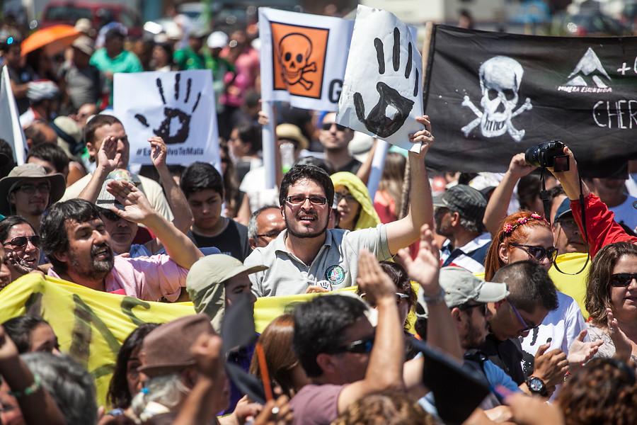 Zona de sacrificio: Antofagasta alcanza récord de contaminación por arsénico, cobre y zinc