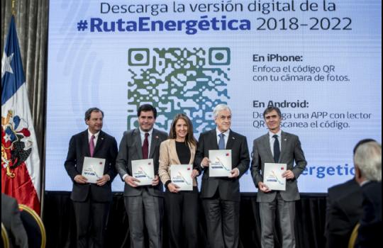 Gobierno lanza Ruta Energética y promete descarbonizar la matriz