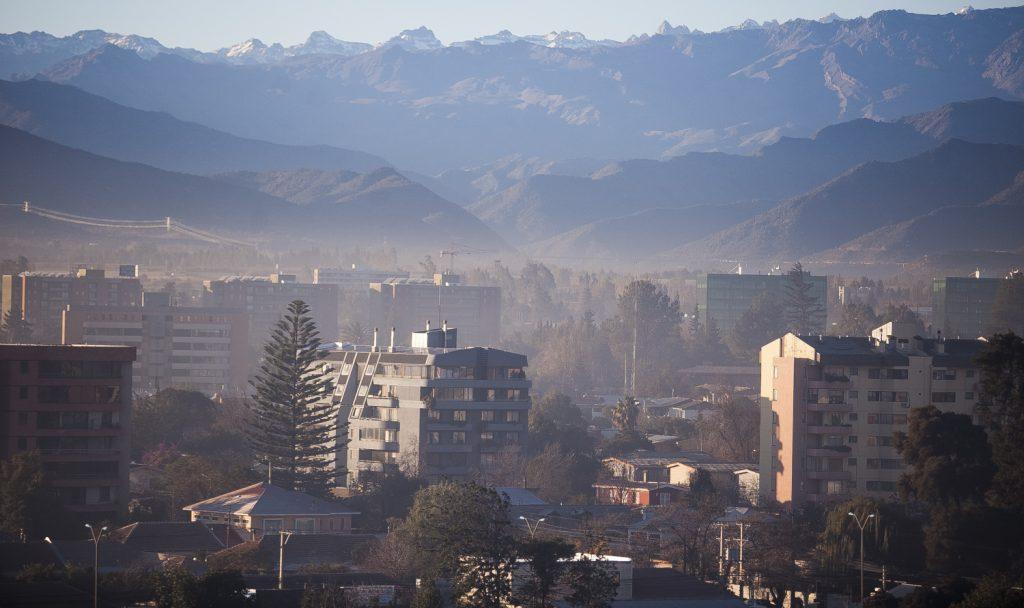 Declaran zona saturada al Valle Central de la Región de O´Higgins