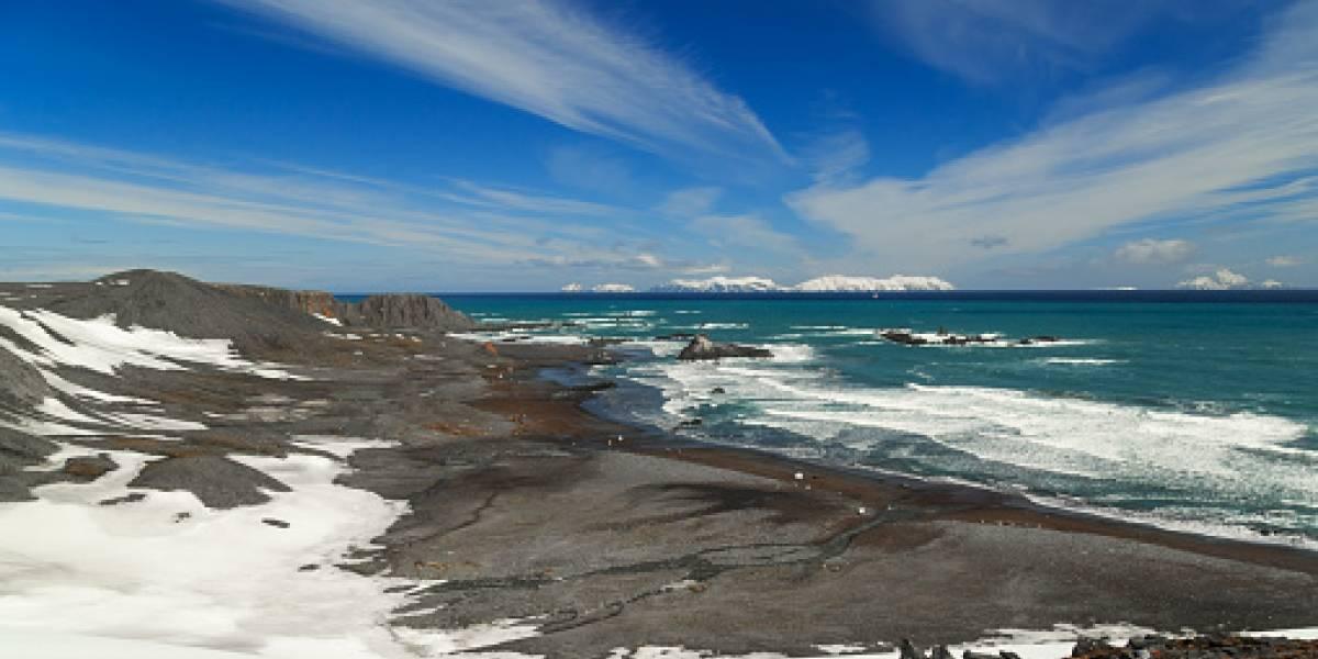 La Antártica ha perdido 241 mil millones de toneladas de hielo en los últimos seis años