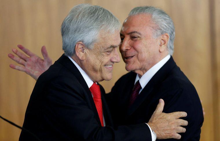 Chile y Brasil inician negociación para alcanzar un TLC y profundizar actual acuerdo