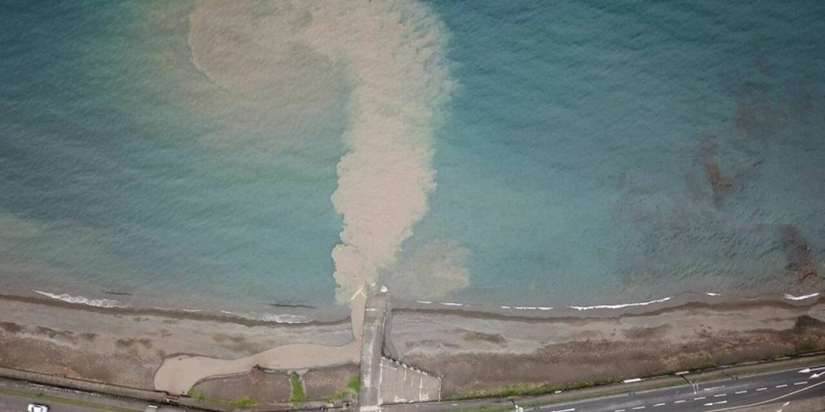Denuncian nuevo evento de contaminación en el lago Llanquihue