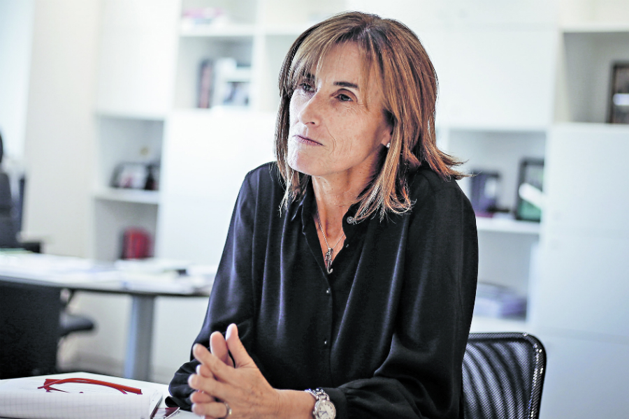 """Ministra del Medio Ambiente por cambios al SEIA: """"Buscamos que en las macrozonas puedan convivir lo técnico y lo político"""""""