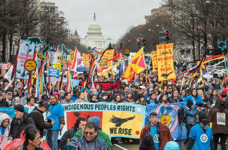 Informe revela cómo la compañía de oleoductos influye en la legislación antiprotestas de EE. UU.