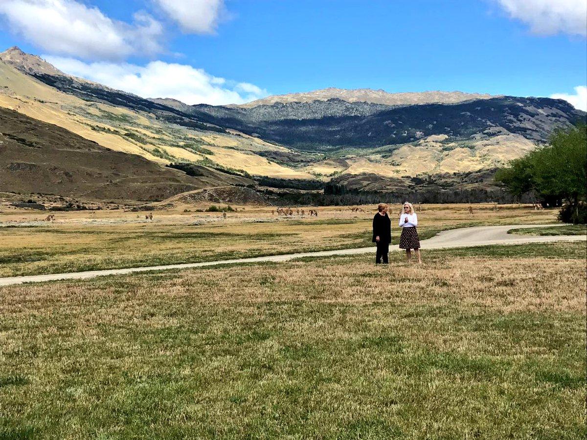 Conaf expuso deficiencias y desafíos del sistema nacional de parques y áreas protegidas de Chile