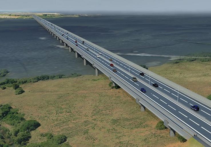 Puente Industrial de Gran Concepción: concesionaria adelanta adenda y da celeridad a proyecto