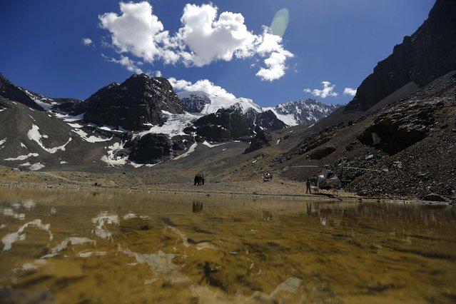 Aprueban en general proyecto que impide constitución de derechos de aprovechamiento de aguas sobre glaciares