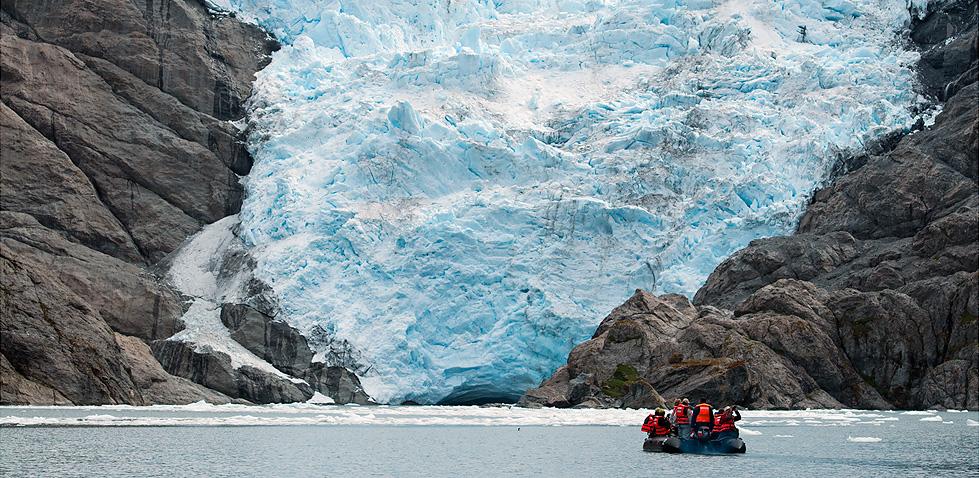 Ministerio del Medio Ambiente busca proteger glaciares a través del Servicio de Biodiversidad y la Ley de Cambio Climático