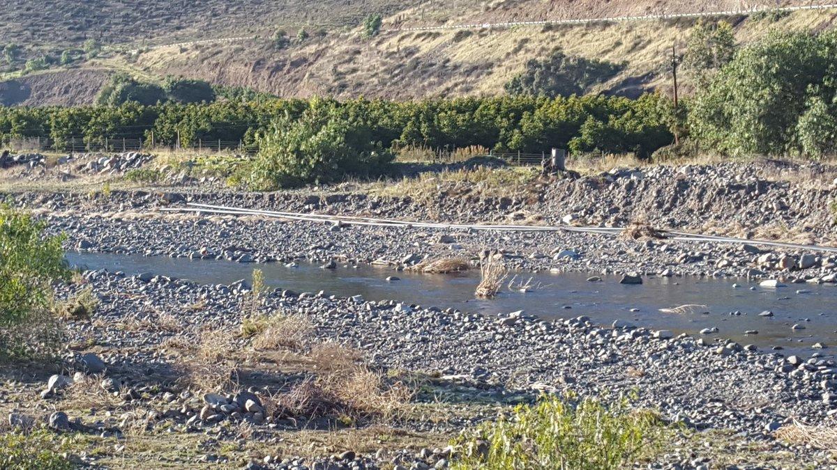 MOP declara zona de escasez hídrica en Petorca por 14ª vez consecutiva