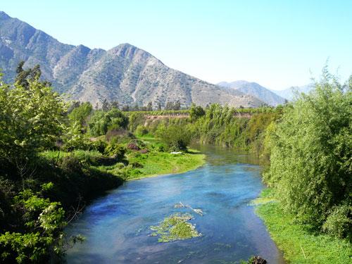 Ecologistas piden proteger glaciares que abastecen al Río Aconcagua ante escasez hídrica