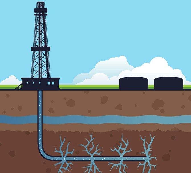 """82% de los pozos perforados por Enap en Magallanes utilizan la tecnología no convencional o """"fracking"""""""