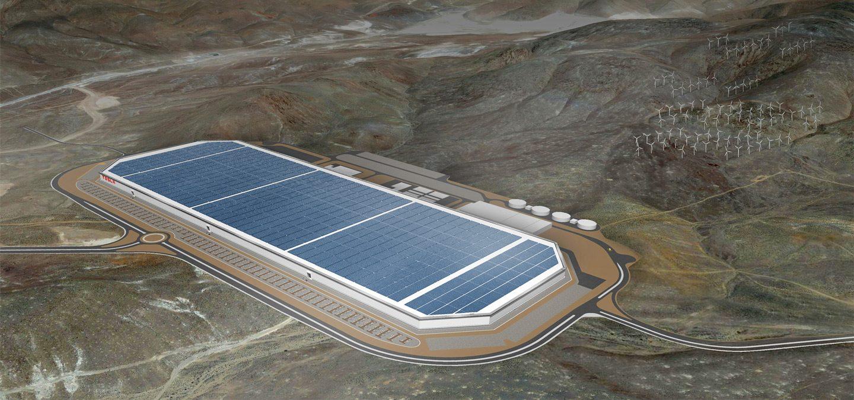 Grupo francés muestra su interés por instalar planta de baterías de litio en Chile