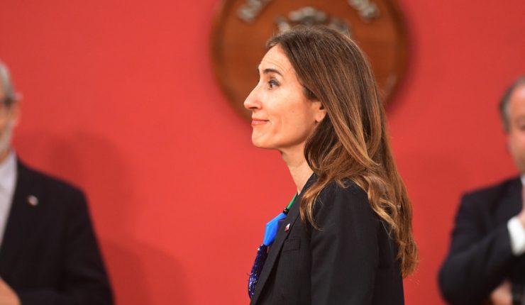 """Ministra de Medio Ambiente: """"Aquí no existen dos agendas. Es una sola: llevar Chile hacia el desarrollo sustentable"""""""
