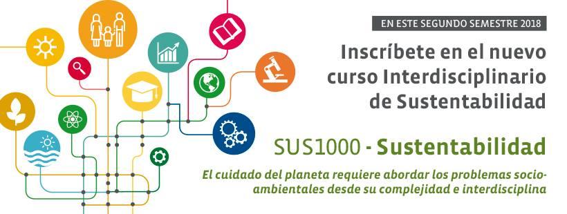Ciclo de charlas magistrales de sustentabilidad