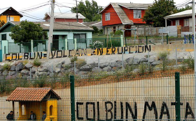 Piden arresto del gerente de Colbún por generar más energía de la permitida en Coronel
