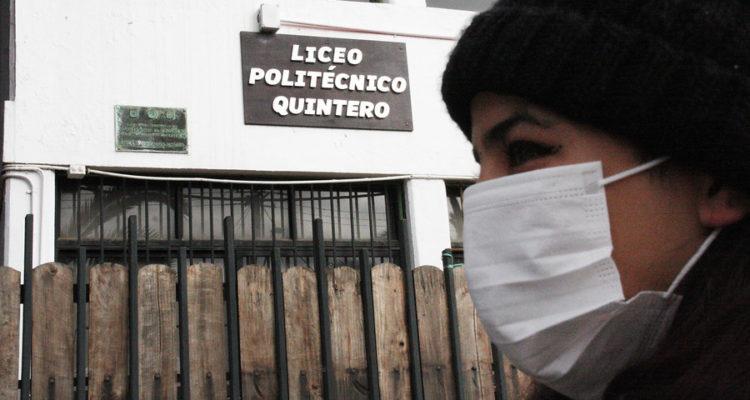 Aún se desconoce quién está contaminando Quintero y Puchuncaví