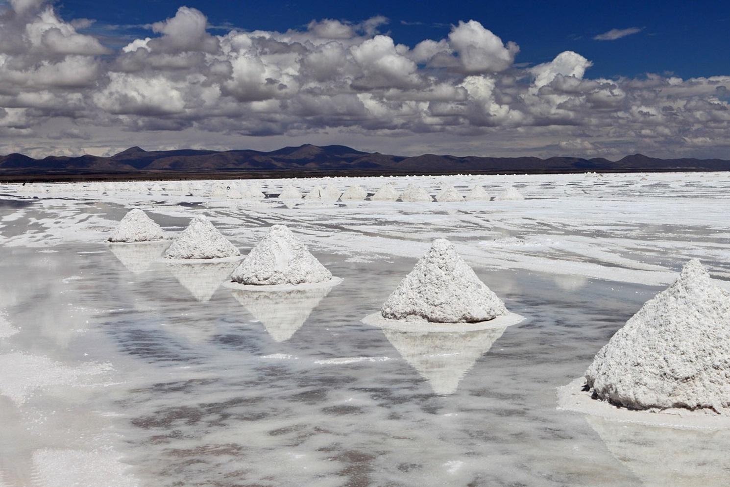 SQM sale del proyecto de litio en Argentina y se enfoca en Chile y Australia